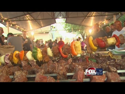 Portuguese Food Keeps Crowds Coming Back To New Bedford Feast Year After Year