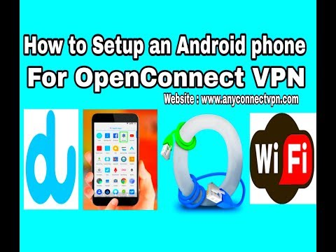 How To Connect OpenConnect VPN UAE
