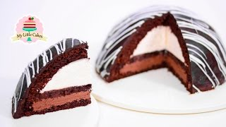 THE BEST CHOCOLATE CAKE EVER | MY LITTLE CAKES