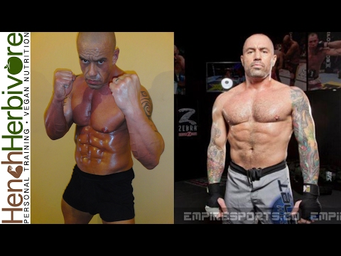Vegan Vs Rogan
