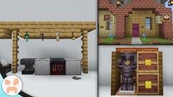 Item Frame Build Hacks! | Minecraft 1.16