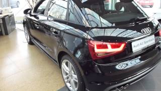 2013 Audi A1 Sportback ''S-Line'' Exterior & Interior 1.4 Tfsi 122 Hp 203 Km/H * See Also Playlist