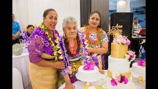 Ane Tupou - 90th Birthday Celebration