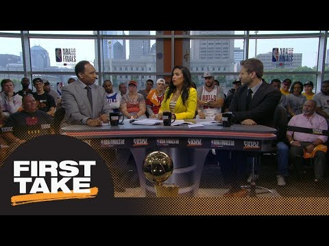 Molly Qerim goes off on Bryan Colangelo: 'What a loser' | First Take | ESPN