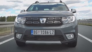 Dacia Sandero Stepway - Road TEST by Miodrag Piroški