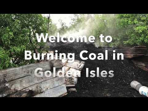 Golden Isles: Coal Burning
