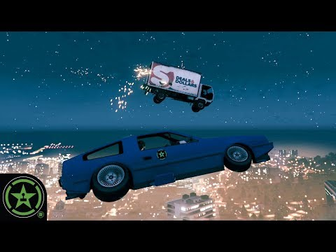 Flying Box Trucks - GTA V: Tales from the Internet | Let's Play