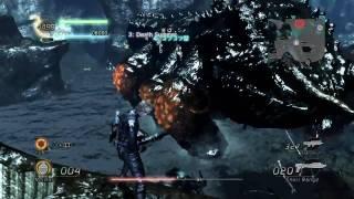 ロストプラネット2 ボス ゴディアント戦 LostPlanet 2 Boss Gordiant battle