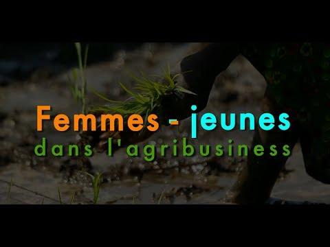 L'importance de la jeunesse et du genre dans l'agribusiness au Burundi