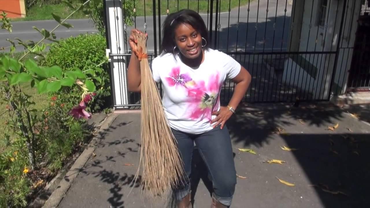Cocoyea Broom Of Trinidad Amp Tobago Coconut Leaf Broom