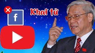 Facebook và youtube tuyên bố sẽ rời bỏ thị trường Việt Nam sau khi luật an ninh mạng có hiệu lực