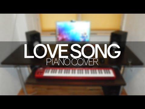 Sara Bareilles - Love Song Piano Cover [POV]