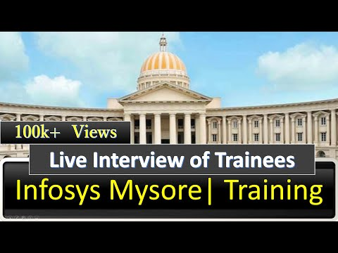 Infosys Training | Nostalgic | Trainees | My First Experience | Infosys Mysore | Freshers Life