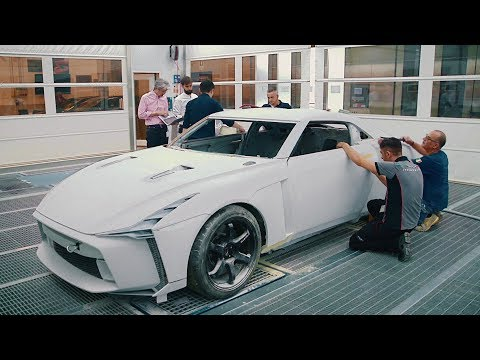 Craftsmanship: building the Nissan GT-R50 by Italdesign