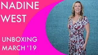 Nadine West Haul | Tryon | Unboxing MARCH Clothing haul 2019
