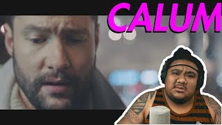Calum Scott - You Are The Reason [MUSIC REACTION]