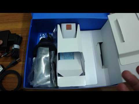 Nokia E52 (Navigation Box) Unboxing