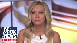 McEnany torches Biden's 'weakness' in handling violence in Middle East