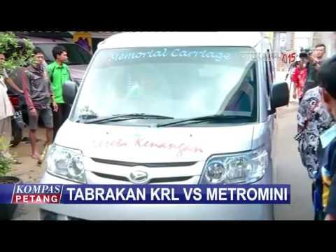 Korban Tabrakan Metromini Dijemput Keluarga Mp3