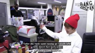[ENG] 150318 [EPISODE] BTS SUGA B-day Present for Fans