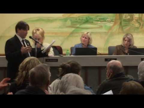 Altoona School board meeting