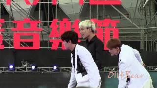 Download Video 140701 - Hong Kong Dome Festival EXO K Thunder (KAI Focus) MP3 3GP MP4