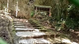 ถ้ำหลวงเขานางนอน ล่าสุด Tham Luang Cave 30.9.18
