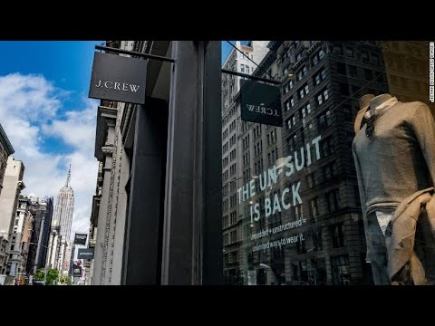 J. Crew files for bankruptcy, the first national retail casualty of the ...