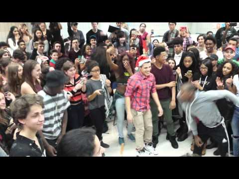 Laguardia High School Christmas Band 2015