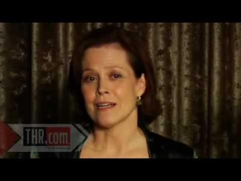 James Cameron's AVATAR Sigourney Weaver THR Interview