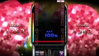 [DJ Max Black Square] - The Last Dance 4B NM (Note disappear)