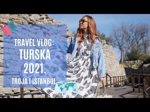 TURSKA travel vlog: TROJA i Istanbul!