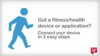 Steps with Balance Rewards: Connect a Fitness/Health Device or Application Tutorial