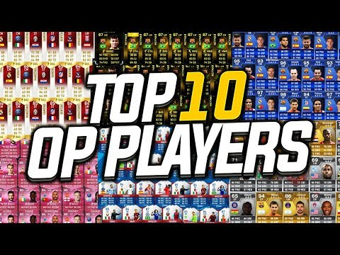MOST OP PLAYERS IN FIFA HISTORY #2