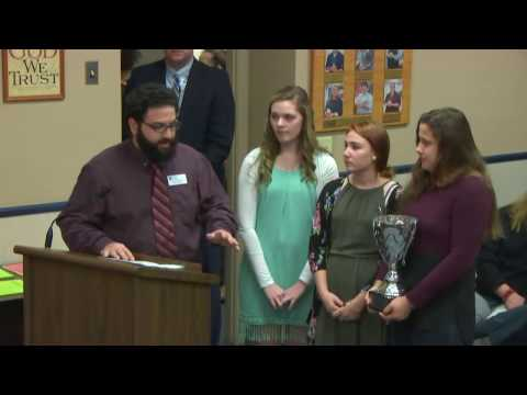 February 14, 2017 School Board meeting