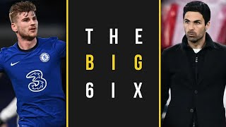 THE BIG 6IX ⚽️ | ARSENAL LOSE SEMI FINAL AGAINST EMERY 👀 | CHELSEA VS CITY IN CL FINAL 🏆