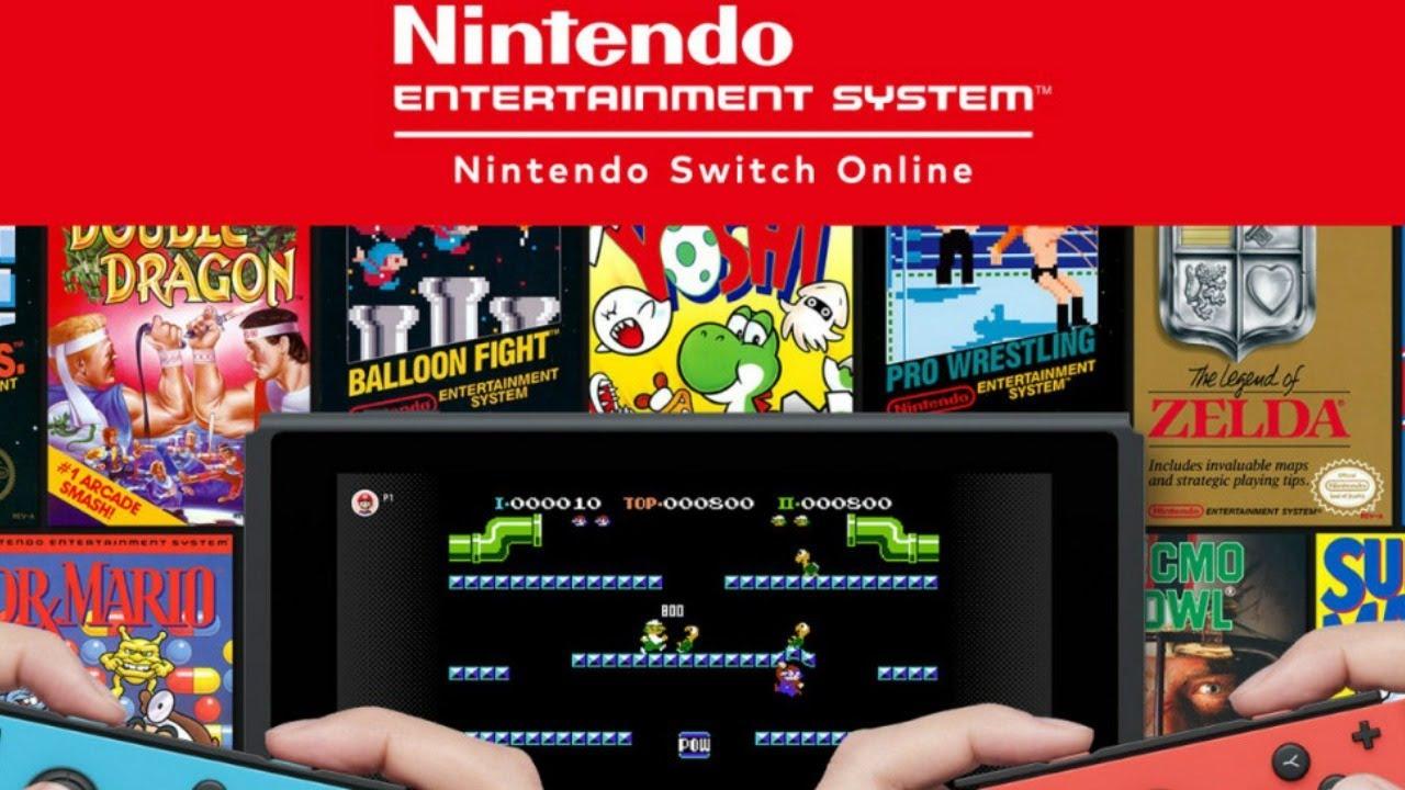 Juegos Nuevos Para La Nintendo Switch Nes Actualizados Para Switch