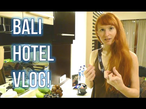 Our first day at hotel in Bali ✿