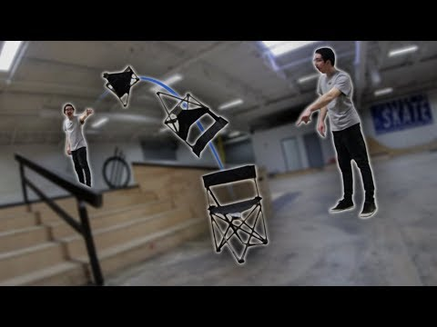 EXTREME CHAIR FLIPPING CHALLENGE | Q&A TIME!