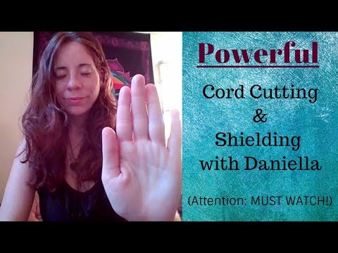 IMMEDIATE Cord Cutting & Shielding ***POWERFUL HEALING!***