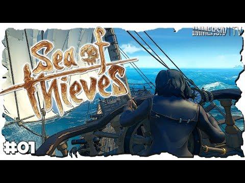 NOS DÉBUTS DANS LA PIRATERIE - Sea of Thieves FR #EP01