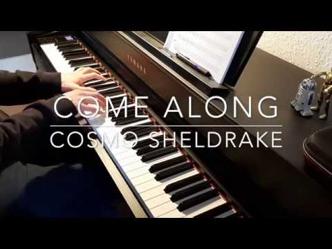 iPhone XR Song: Cosmo Sheldrake - Come Along - Piano Cover - BODO