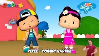 Pepee - Yoğurt Şarkısı - Klip   Düşyeri