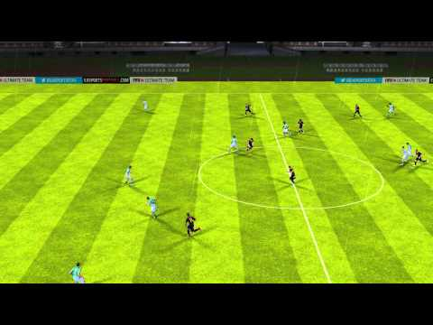 FIFA 14 Android - Real Betis VS FC Barcelona