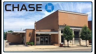Abandoned Chase Bank