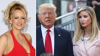 Donald Trump told a Porn Star he was having SEX with she was 'Just like his daughter'
