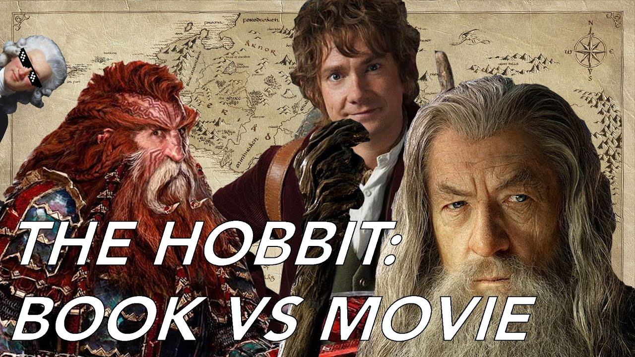 the hobbit book vs movie The hobbit as a book is much more fanciful and lighthearted than the hobbit as a movie while it retains a certain quirky humour, the overall tone of the films is quite serious while it retains a certain quirky humour, the overall tone of the films is quite serious.