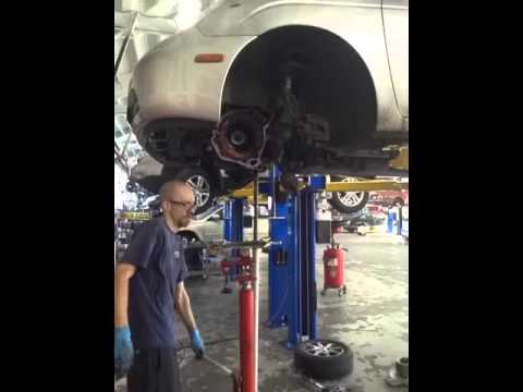 2002 Prius Mg2 Replacement Time Lapse