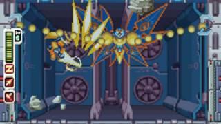 Megaman Zero 3 ~ S rank speedrun: Oceanic Hwy Ruins