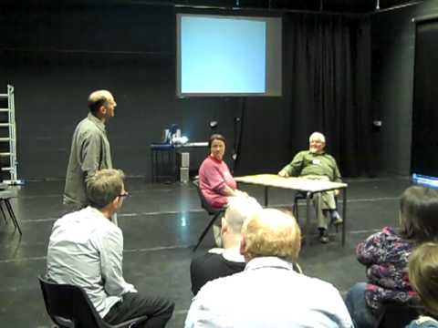 "David Zoob - ""Using Brecht's Theories in Practice"" -1"